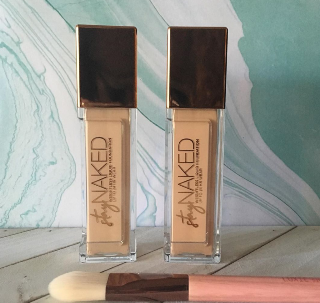 Urban Decay Stay Naked voxbox from Influenster