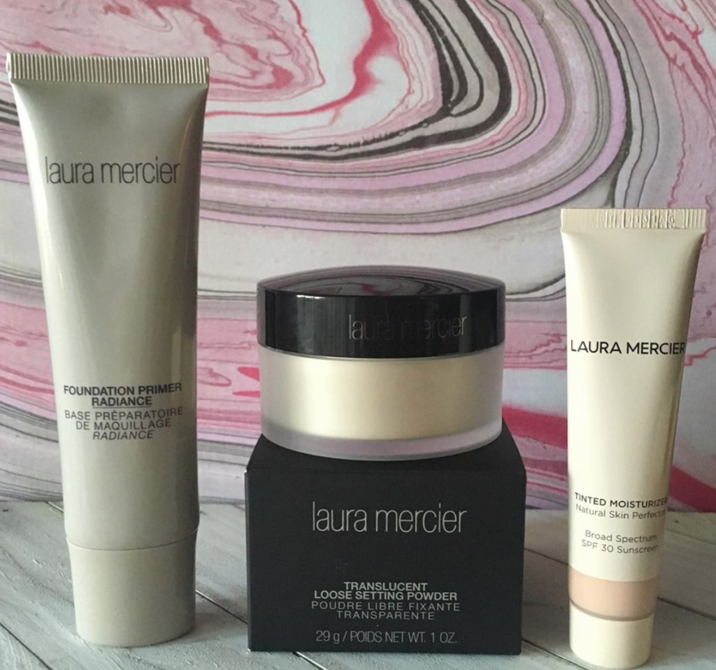 Laura Mercier voxbox from Influenster