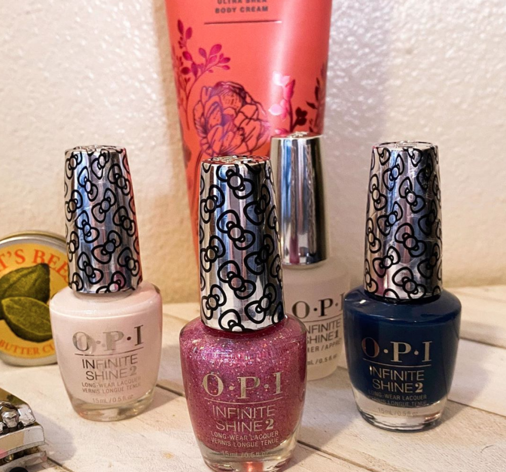 opi nail polish voxbox from Influenster