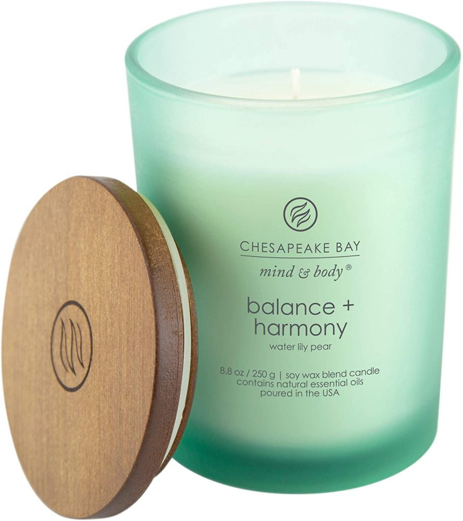 balance and harmony candle - gift guide