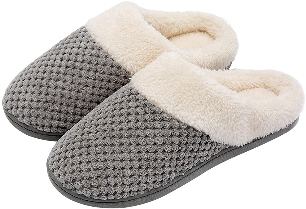 cozy slippers - gift guide