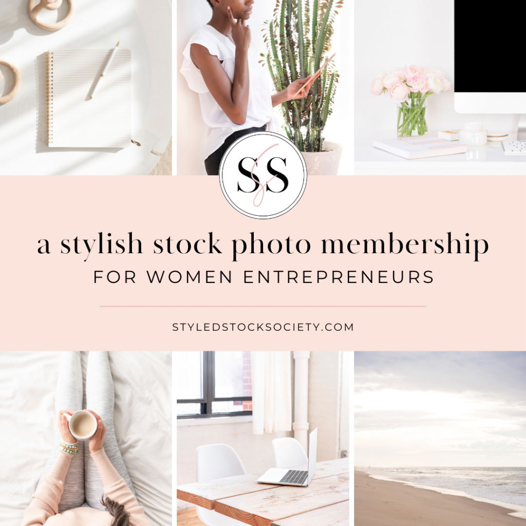 grow your blog with styled stock society